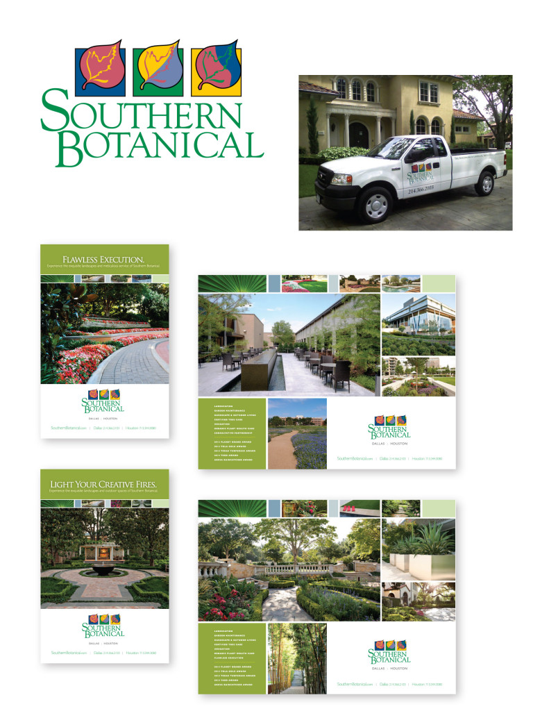 Scott Peck Design Southern Botanical